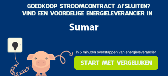 goedkoopste stroom in sumar