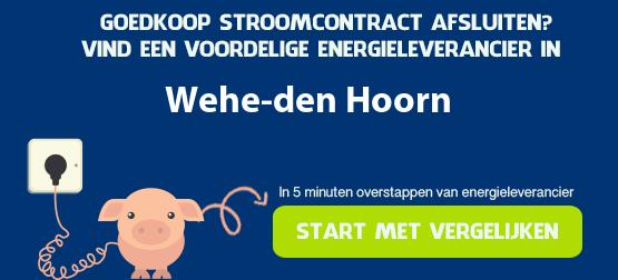 goedkoopste stroom in wehe-den-hoorn